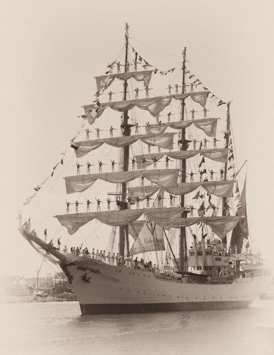 Tall Ship ARC Gloria